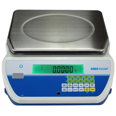 Counting,NTEP,Legal for Trade,RS232,Dual 15 lb X 0.005 lb CAS ED-15 Checkweigher Scale