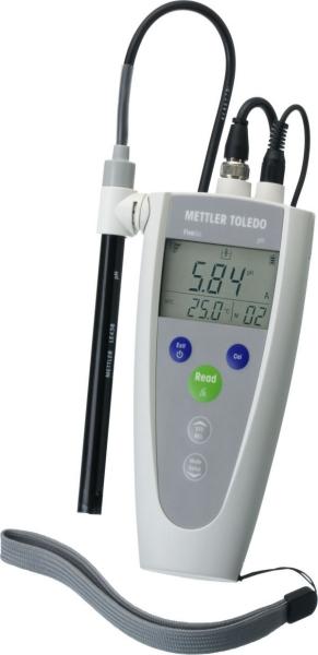 mettler toledo fg2 kit fivego portable ph meter. Black Bedroom Furniture Sets. Home Design Ideas