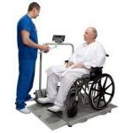 Health O Meter Wheelchair Scales