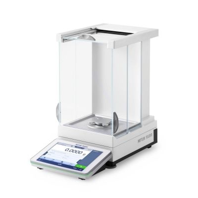 2f5579192f3b02 Mettler-Toledo XPR404S Excellence Precision Balance, 410g x 0.0001g