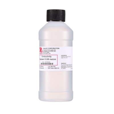 Ohaus 30100444 12.88mS/cm Conductivity Standard, 250ml