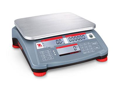 0.002lb Ohaus V71P30T Valor 7000 Compact Bench Scale 30kg readability 60 lb 0.001kg capacity