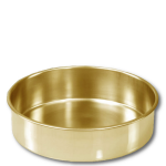 9901M - 200mm Brass - Full Height Bottom Pan