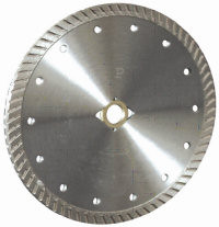 "TM05P Turbo Diamond Blade, Premium, 7"" diameter x 0.090"""