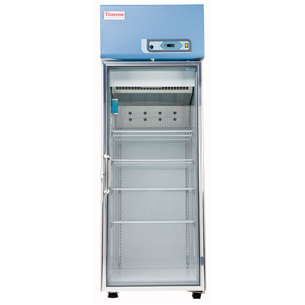 Thermo Scientific Revco RGL3004A Upright Lab Refrigerator, Glass Door, 29.2  CUFT, 120V