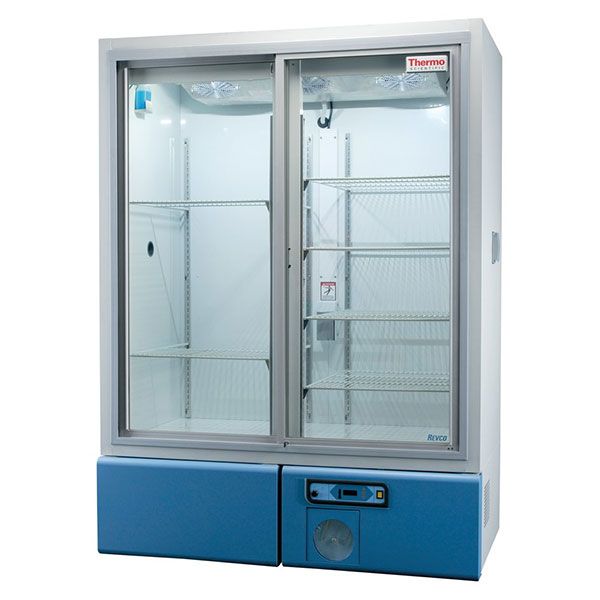 thermo scientific revco rel4504a upright lab refrigerator glass door 458 cuft 120v - Refridgerator Glass Door