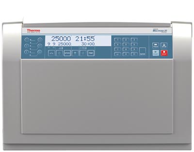 Thermo Scientific Heraeus Multifuge X1 Series Centrifuges
