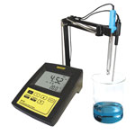 Milwaukee Mi150 pH Bench Meter Kit