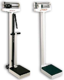 Detecto Mechanical Eye Level Physician Scales