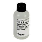 Thermo Orion™ 011005 111.9mS/cm Conductivity Standard, 5 x 60mL bottles