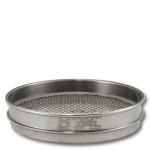 8 Inch Stainless Frame, Stainless Mesh Half Height Sieves